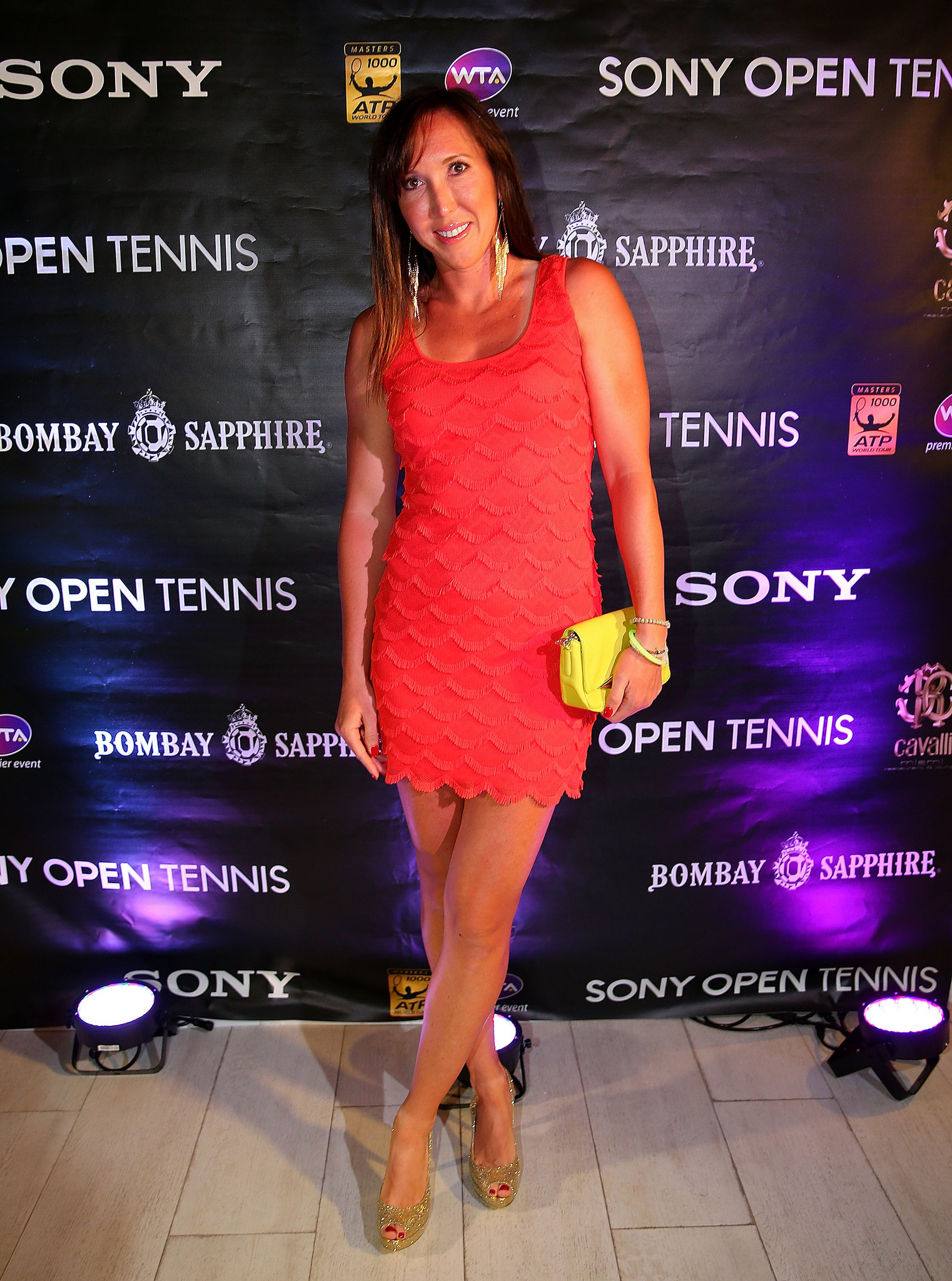 Society Scene photos - Sony Ericsson Open