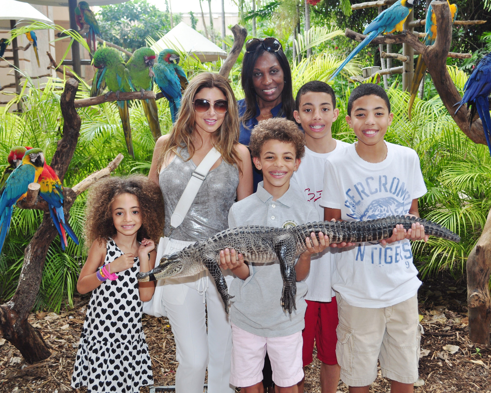 Celeb-spotting around South Florida - Larsa Pippen