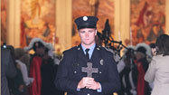 'Blue Mass' dedicated to area's first responders