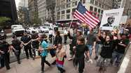 Occupy Wall Street protesters driven by varying goals