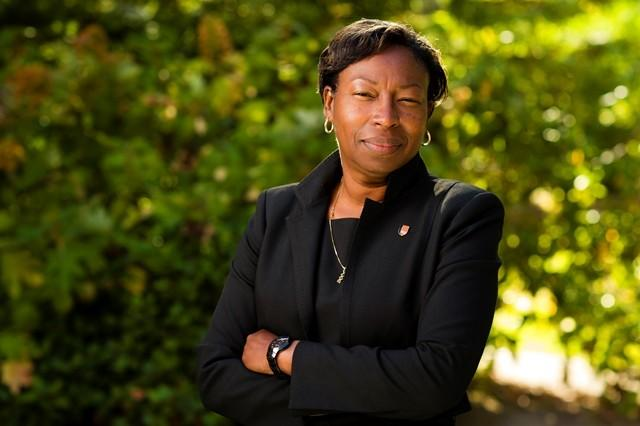 Tuajuanda Jordan has been selected the next president of St. Mary's College of Maryland. She assumes the post July 1. She will be the college's first black president.