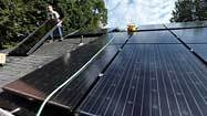 Solar home business shining in Maryland