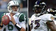 No shortage of motivation for Ravens, Jets