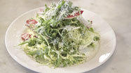 Recipe: Salad with Parmigiano-Reggiano and anchovy dressing