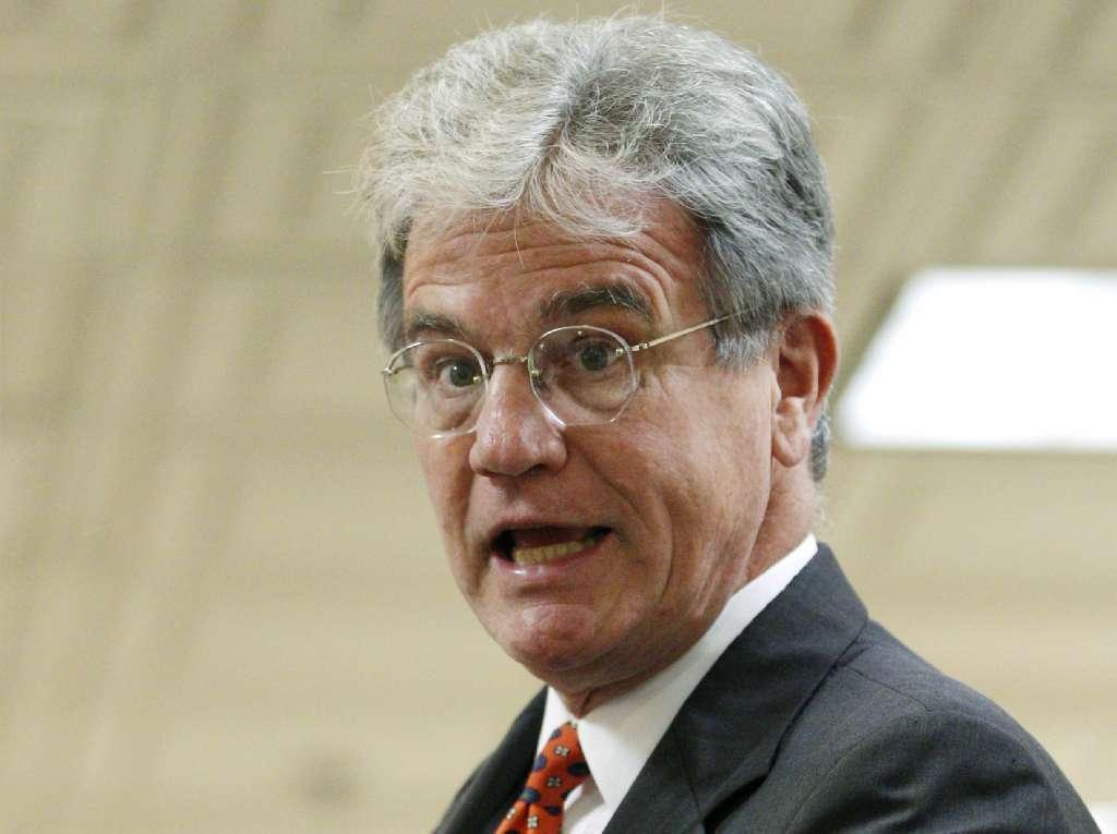 """Sen. Tom coburn, R-Okla.: His healthcare plan has malpractice tort """"reform"""" too, big surprise."""