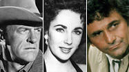 Notable deaths of 2011: Film and television