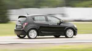 Sonic boom: Chevrolet scores with new entry-level model