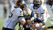 Southern Miss sends Navy to third straight defeat, 63-35