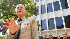 Ex-deputy says he, others used improper force on inmates, Baca says