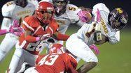 No. 7 Dunbar's defense nearly perfect in 20-6 win over Edmondson