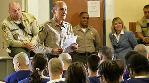 Sheriff Baca announces changes in wake of jail abuse allegations