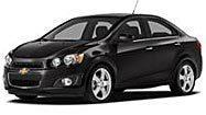 2012 Chevrolet Sonic prices, reviews, photos