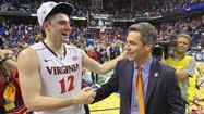 Connection of Harris, Bennett reflects NCAA top-seed Virginia's character-building process