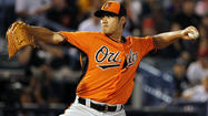 In his third season, Wei-Yin Chen 'really important' for Orioles' success
