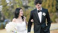 Wedded: Courtney Douglas and Brian Katzenberg