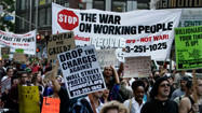 Unions, civic groups to join Occupy Wall Street march