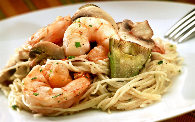 Easy dinner recipes shrimp pasta chicken curry and What to make with shrimp for dinner