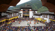 Contributing to the Gross National Happiness in Bhutan