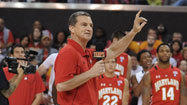 Terps' Turgeon gets his first taste of Maryland Madness