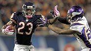 Week 6 photos: Bears 39, Vikings 10