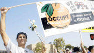 Hundreds join Occupy O.C. protest while others scoff