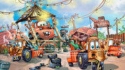 Preview: Mater's Junkyard