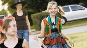 Is your teen too old for trick-or-treating?