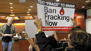 Carson imposes moratorium on oil drilling over fear of fracking