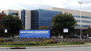 Northrop Grumman to cut 800 jobs, most in Md.
