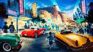 Photos: The evolution of Cars Land at Disney California Adventure