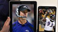 Ravens at forefront of technology with use of iPad