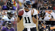 Ravens look to continue trend of roughing up young quarterbacks