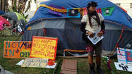 Indigenous Peoples' Committee joins Occupy L.A.