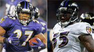 Rice, Suggs moving on from Ravens' loss to Jaguars