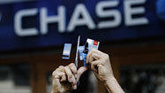 Chase, other banks backing away from debit card fees