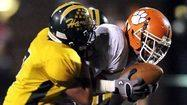 Fallston forces 6 turnovers, beats No. 15 North Harford, 35-20
