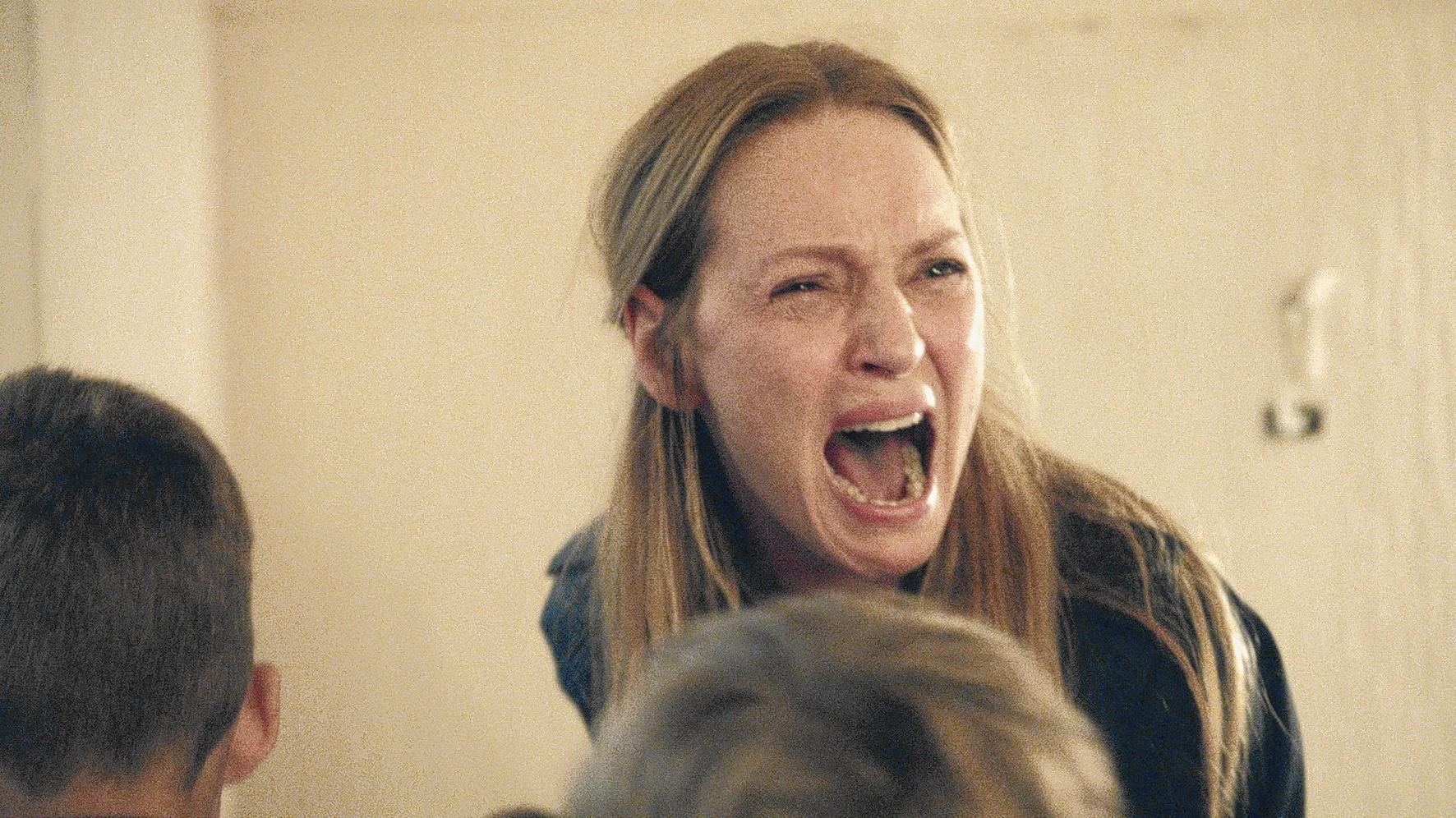 "Uma Thurman in ""Nymphomaniac: Vol I."""