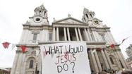 St. Paul's Cathedral dean quits in Occupy London standoff