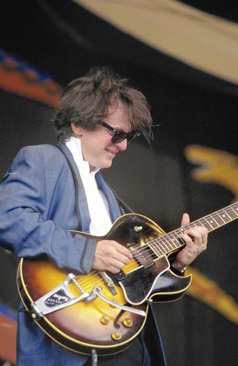 Alex Chilton at New Orleans Jazz Festival