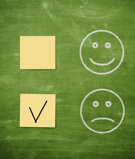 Positive feedback, negative feedback
