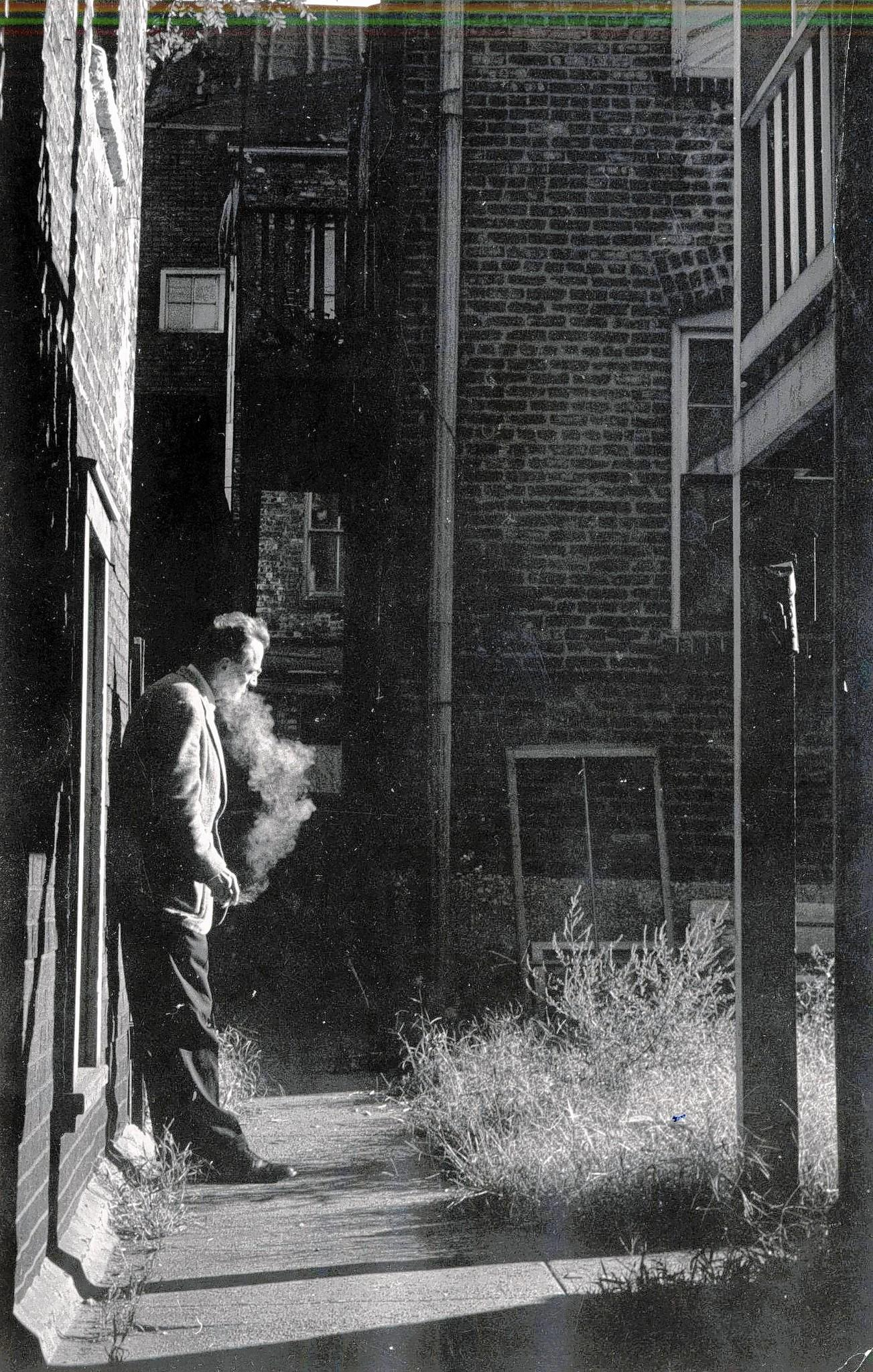 The Nelson Algren Committee invites the city of Chicago to celebrate Nelson's 105th birthday.