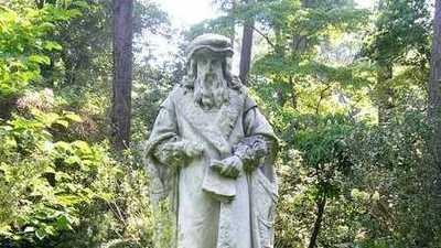 Norfolk Botanical Garden: Moses Ezekiel Statues Receive Peopleu0027s Choice  Award From Virginia Association Of Museums   Daily Press