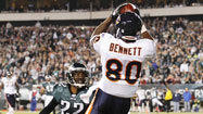 Bears survive Forte fumbles for 3rd straight win