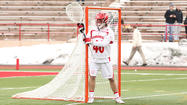Lacrosse Q&A with Cornell goalie Christian Knight