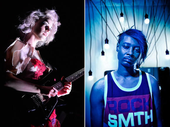 St. Vincent and Danny Brown among the latest batch of acts announced for Pitchfork 2014.
