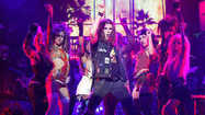 Somebody cheapened the '80s in this touring 'Rock of Ages'
