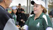 Varsity Q&A: Elyse Smidinger, Arundel, golf