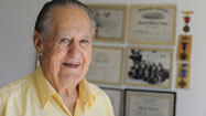 Essex World War II veteran served with JFK's elder brother in Navy