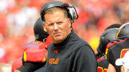 For Terps' Edsall, playing Notre Dame brings back mixed emotions