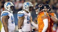 Bears rout Lions in edgy game